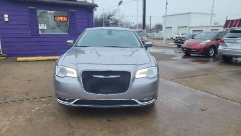 2017 Chrysler 300 for sale at Quality Auto Sales LLC in Garland TX