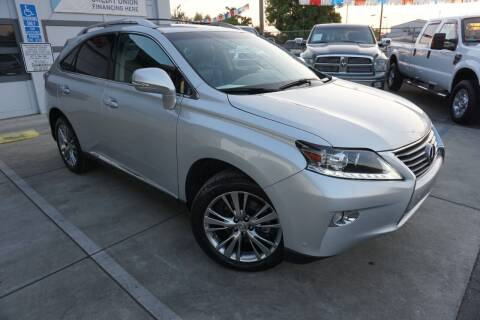 2013 Lexus RX 450h for sale at Industry Motors in Sacramento CA