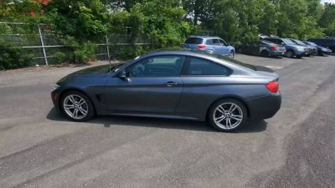 2014 BMW 4 Series for sale at Imotobank in Walpole MA