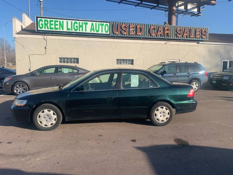 1998 Honda Accord for sale at Green Light Auto in Sioux Falls SD