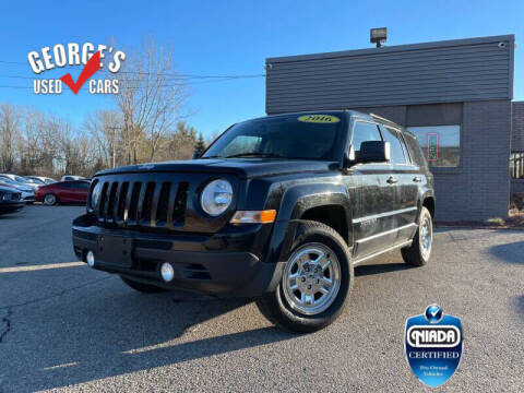 2016 Jeep Patriot for sale at George's Used Cars - Telegraph in Brownstown MI