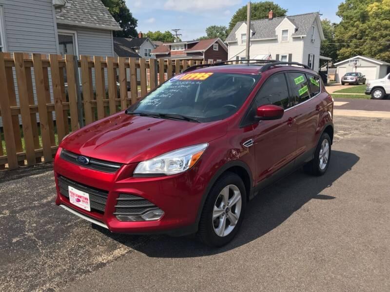2013 Ford Escape for sale at PEKIN DOWNTOWN AUTO SALES in Pekin IL