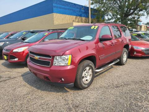 2007 Chevrolet Tahoe for sale at M.A.S.S. Motors - MASS MOTORS in Boise ID
