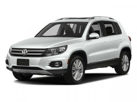2017 Volkswagen Tiguan for sale at Stephen Wade Pre-Owned Supercenter in Saint George UT