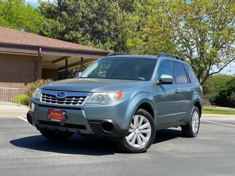 2012 Subaru Forester for sale at ALIC MOTORS in Boise ID