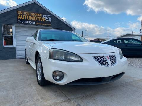 2004 Pontiac Grand Prix for sale at Dalton George Automotive in Marietta OH