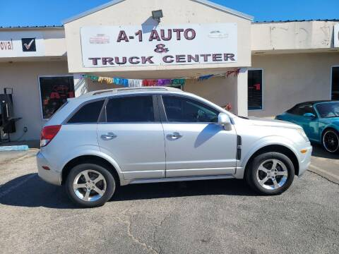2012 Chevrolet Captiva Sport for sale at A-1 AUTO AND TRUCK CENTER in Memphis TN