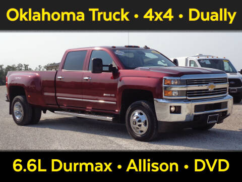 2015 Chevrolet Silverado 3500HD for sale at Burkholder Truck Sales LLC (Versailles) in Versailles MO