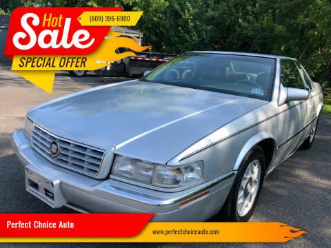 2001 Cadillac Eldorado for sale at Perfect Choice Auto in Trenton NJ