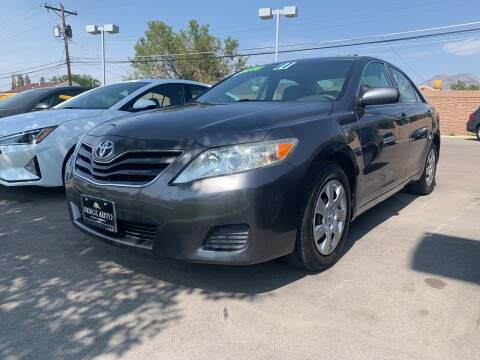 2011 Toyota Camry for sale at Berge Auto in Orem UT