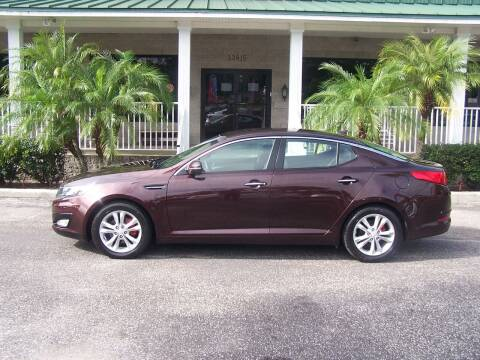 2013 Kia Optima for sale at Thomas Auto Mart Inc in Dade City FL