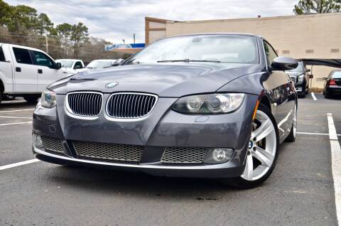 2007 BMW 3 Series for sale at Carxoom in Marietta GA