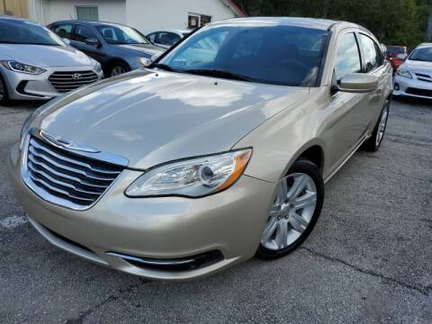 2013 Chrysler 200 for sale at Mars auto trade llc in Kissimmee FL