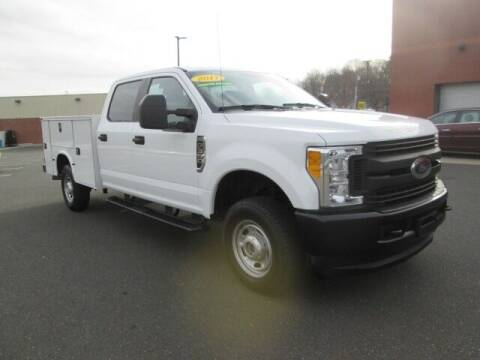 2017 Ford F-350 Super Duty for sale at Tri Town Truck Sales LLC in Watertown CT