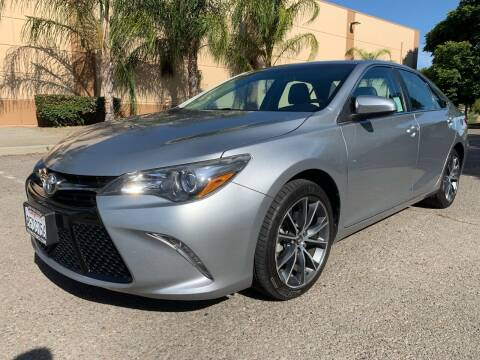2015 Toyota Camry for sale at 707 Motors in Fairfield CA