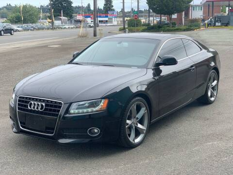 2009 Audi A5 for sale at South Tacoma Motors Inc in Tacoma WA
