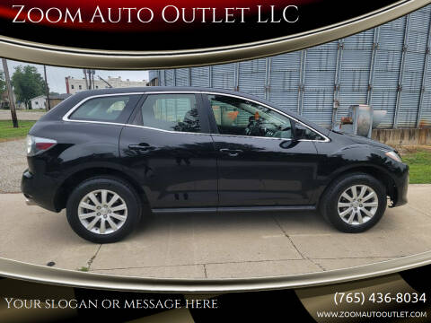 2012 Mazda CX-7 for sale at Zoom Auto Outlet LLC in Thorntown IN