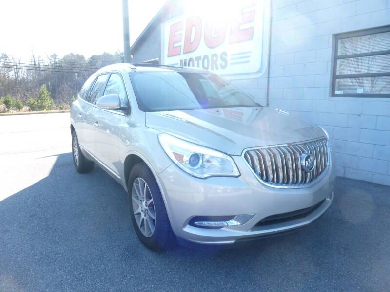 2015 Buick Enclave for sale at Edge Motors in Mooresville NC