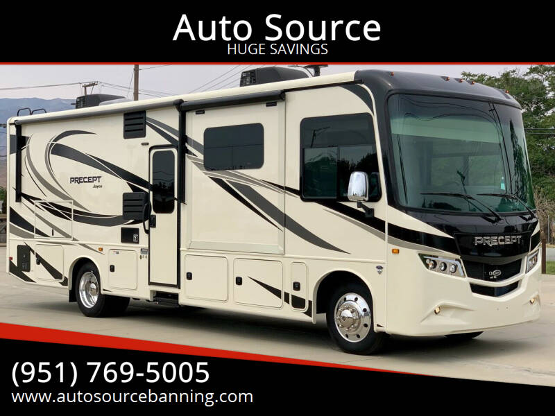 2021 Jayco Precept for sale at Auto Source in Banning CA