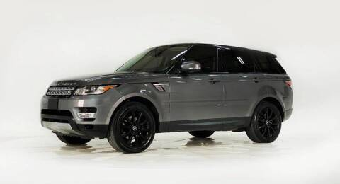 2014 Land Rover Range Rover Sport for sale at Houston Auto Credit in Houston TX
