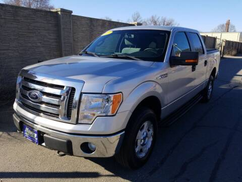 2011 Ford F-150 for sale at Howe's Auto Sales in Lowell MA