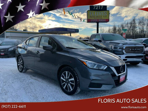 2020 Nissan Versa for sale at FLORIS AUTO SALES in Anchorage AK