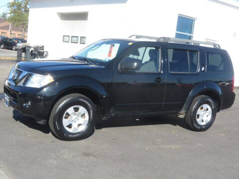 2012 Nissan Pathfinder for sale at Price Auto Sales 2 in Concord NH