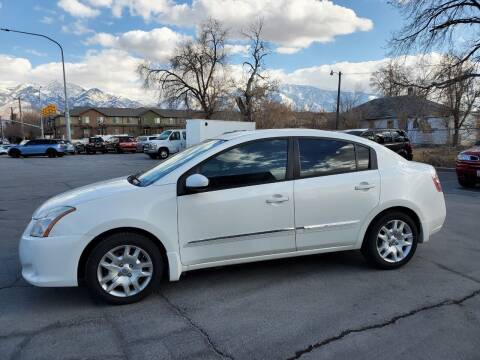2010 Nissan Sentra for sale at UTAH AUTO EXCHANGE INC in Midvale UT