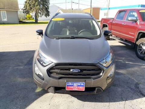 2020 Ford EcoSport for sale at Albia Motor Co in Albia IA