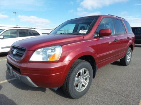 2004 Honda Pilot for sale at Cj king of car loans/JJ's Best Auto Sales in Troy MI