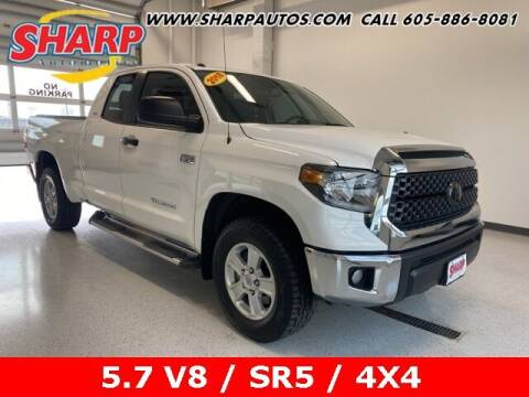 2018 Toyota Tundra for sale at Sharp Automotive in Watertown SD