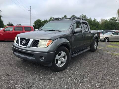 2007 Nissan Frontier for sale at Popular Imports Auto Sales in Gainesville FL