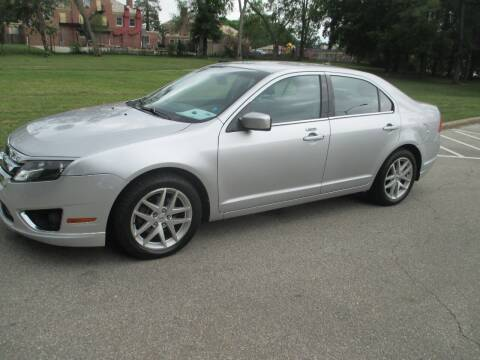 2011 Ford Fusion for sale at RENNSPORT Kansas City in Kansas City MO