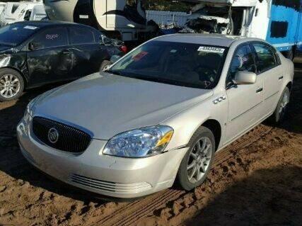 2008 Buick Lucerne for sale at JacksonvilleMotorMall.com in Jacksonville FL