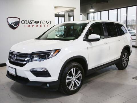 2018 Honda Pilot for sale at Coast to Coast Imports in Fishers IN