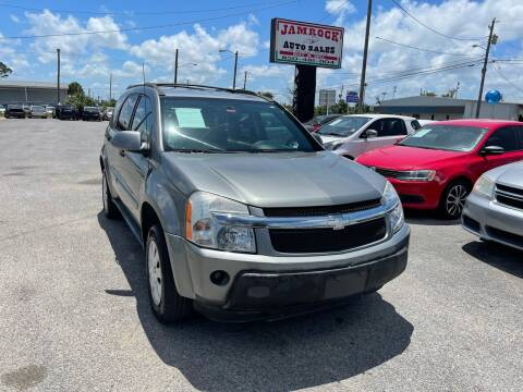 2005 Chevrolet Equinox for sale at Jamrock Auto Sales of Panama City in Panama City FL