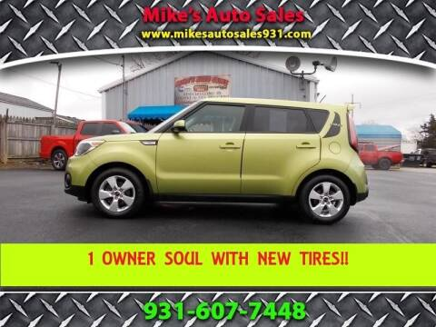 2017 Kia Soul for sale at Mike's Auto Sales in Shelbyville TN