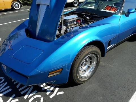 1979 Chevrolet Corvette for sale at CARuso Classic Cars in Tampa FL