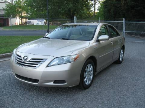 2007 Toyota Camry Hybrid for sale at Final Auto in Alpharetta GA
