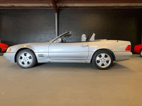 2000 Mercedes-Benz SL-Class for sale at American Classic Car Sales in Sarasota FL