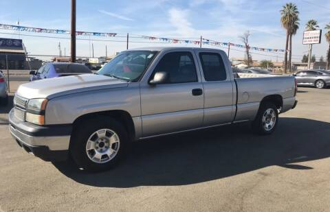 2006 Chevrolet Silverado 1500 for sale at First Choice Auto Sales in Bakersfield CA