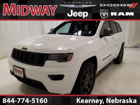 2021 Jeep Grand Cherokee for sale at MIDWAY CHRYSLER DODGE JEEP RAM in Kearney NE