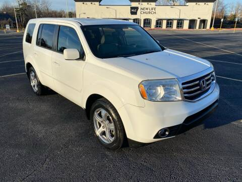 2013 Honda Pilot for sale at H & B Auto in Fayetteville AR