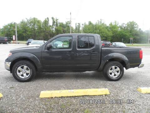 2010 Nissan Frontier for sale at Town and Country Motors in Warsaw MO