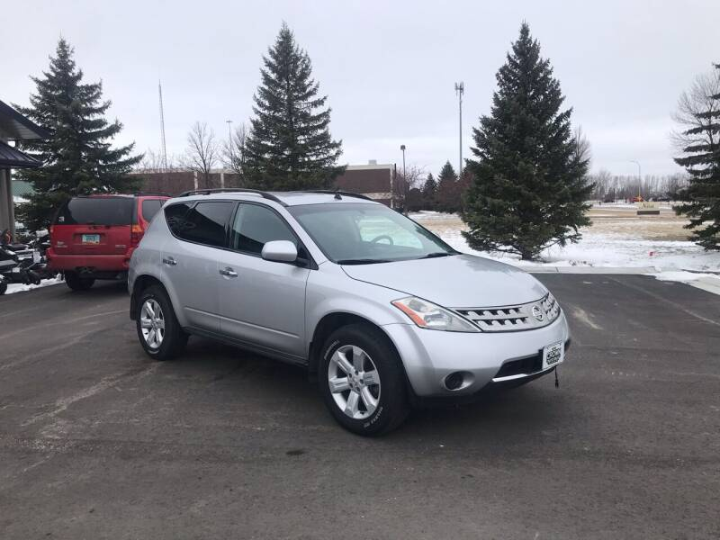 2007 Nissan Murano for sale at Crown Motor Inc in Grand Forks ND