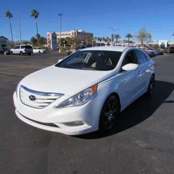 2013 Hyundai Sonata for sale at Charlie Cheap Car in Las Vegas NV