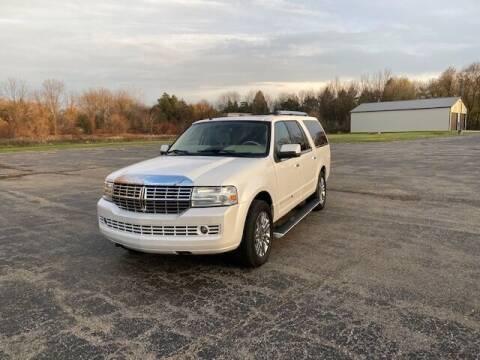 2010 Lincoln Navigator L for sale at Caruzin Motors in Flint MI