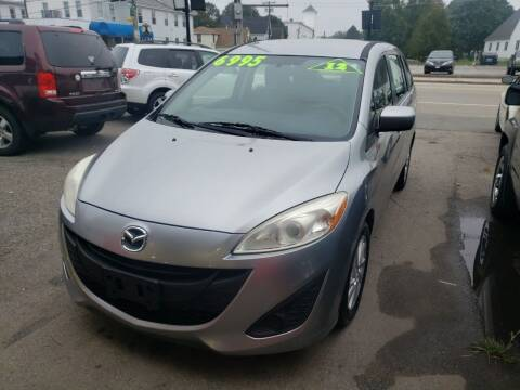 2012 Mazda MAZDA5 for sale at TC Auto Repair and Sales Inc in Abington MA