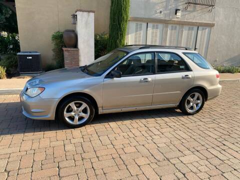 2007 Subaru Impreza for sale at California Motor Cars in Covina CA