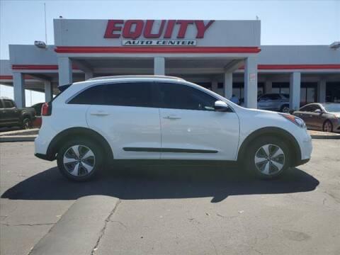 2017 Kia Niro for sale at EQUITY AUTO CENTER in Phoenix AZ